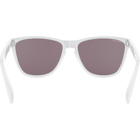 Oakley Frogskins 35th Anniversary Gafas de Sol Mujer, polished white/prizm grey